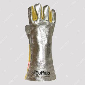 Luva Buffalo 629 Alta Temperatura Solda Protenge
